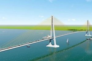 Bao giờ thi công cầu Đại Ngãi vượt sông Hậu?