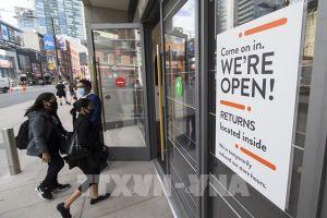 Ngành nhà hàng-dịch vụ ăn uống Canada kêu gọi chính phủ hỗ trợ