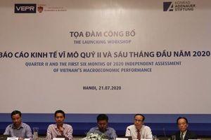 Khả năng cao tăng trưởng kinh tế Việt Nam năm 2020 đạt 3,8%