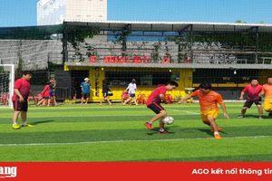 Giao lưu thể thao chào mừng kỷ niệm 91 năm ngày thành lập Công đoàn Việt Nam (28-7-1929 - 28-7-2020)