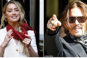 Ra tòa, vợ cũ Johnny Depp phủ nhận ngoại tình với Leonardo DiCaprio