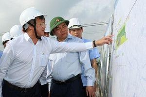 Thủ tướng: Cảng HKQT Long Thành phải khởi động trong 2020