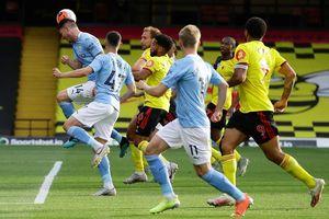Sterling tỏa sáng trong trận thắng 4-0 của Man City