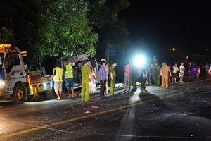 Vụ tai nạn 8 người chết ở Bình Thuận: Quá nguy hiểm khi không có dải phân cách!