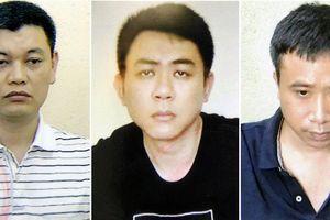 Khởi tố 3 bị can 'Chiếm đoạt tài liệu bí mật nhà nước' tại Hà Nội