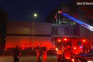 Hỏa hoạn tại Tổng lãnh sự quán Trung Quốc tại Houston (Mỹ)