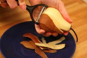 10 loại quả mà ăn vỏ còn tốt hơn ăn ruột, chị em nhất định phải biết