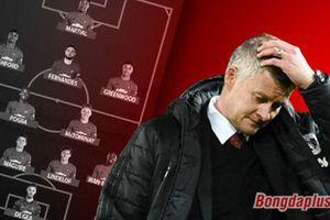M.U dùng đội hình nào đấu West Ham khi hàng thủ sứt mẻ?
