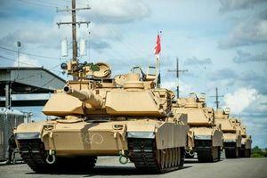 Quân đội Mỹ nhận phiên bản mới nhất của xe tăng Abrams