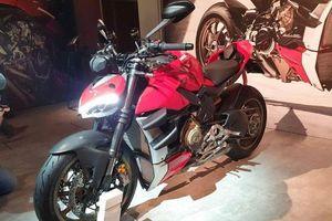 Naked bike mạnh nhất thế giới Ducati Streetfighter V4 sẽ về Việt Nam trong năm nay, giá tới 1 tỷ đồng