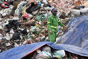 Xử lý mùi thối đang 'đầu độc' người dân khu Nam Sơn: Dành 5 ha đất xây ô chứa nước rỉ rác