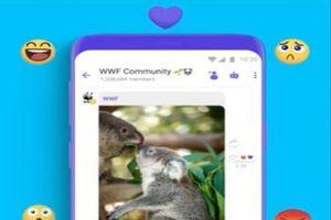 Viber thêm biểu tượng cảm xúc mới vào tính năng Tương tác Tin nhắn trong các nhóm Cộng đồng
