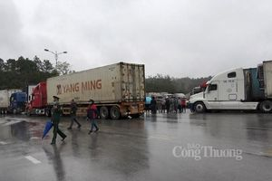 Lạng Sơn: Tăng cường giải pháp thúc đẩy xuất nhập khẩu những tháng cuối năm