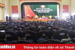 Đại hội Đại biểu Đảng bộ huyện Nga Sơn lần thứ XXIII