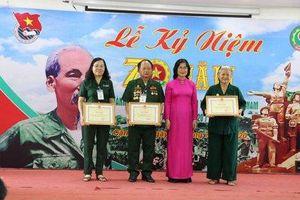 Kỷ niệm 70 năm ngày truyền thống lực lượng Thanh niên xung phong