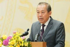 Phó Thủ tướng yêu cầu khẩn trương ban hành kết luận các cuộc thanh tra