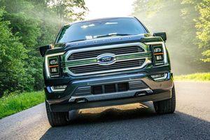 Ford F-150 2021 ra mắt tại Mỹ, giá từ 30.635 USD