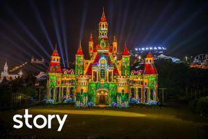 Những người kể chuyện bằng hình ảnh và ánh sáng ở Tata Show