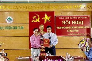 Tỉnh Quảng Ninh điều động công việc một Phó Chủ tịch TP Cẩm Phả