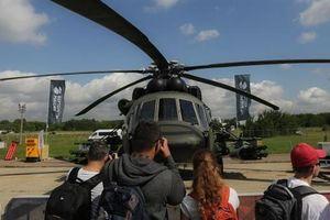 Nga bắt đầu thử trực thăng bọc giáp