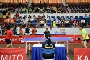 Giải bóng bàn Cúp Hội Nhà báo Việt Nam lần thứ XIV diễn ra vào tháng 10