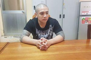 Bị can gây ra vụ 'băng áo cam' đập phá quán nhậu ở quận Bình Tân ra đầu thú