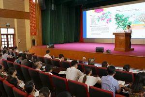 Địa phương tăng tốc tập huấn chương trình SGK mới