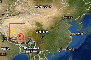 Trung Quốc liên tiếp hứng động đất, trận mới nhất 6,6 độ richter