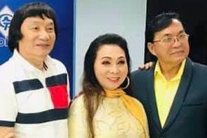 3 NSND Minh Vương - Thanh Tuấn - Bạch Tuyết cùng tham gia 'Chuông Vàng vọng cổ'