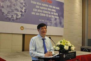 Việt Nam là một trong những nước có năng lực sản xuất vắc -xin Covid-19