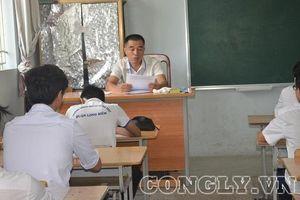 Sở GD-ĐT Hà Nội công bố đáp án và thang điểm bài thi vào lớp 10 THPT