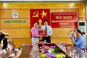 Quảng Ninh: Điều chuyển công tác Phó Chủ tịch UBND TP Cẩm Phả vừa bị kỷ luật