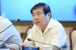 TP Hồ Chí Minh phấn đấu đạt mục tiêu tăng trưởng 5% trong năm 2020