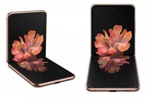 Samsung Galaxy Z Flip 5G ra mắt: Chip S865 Plus, RAM 8 GB, giá gần 35 triệu
