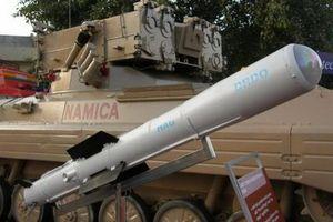 Ấn Độ thử tên lửa chống tăng nội địa Nag