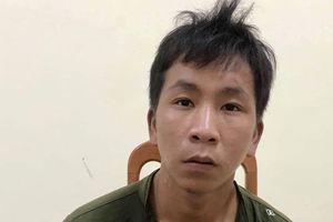 Bắt giữ đối tượng cộm cán gây án ở khắp các tỉnh miền Trung