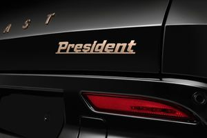 Vinfast sắp trình làng xe mới tên 'President', giới hạn số lượng sản xuất