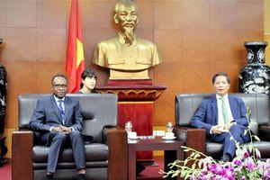 Nhân rộng mô hình hợp tác giữa doanh nghiệp Việt Nam và các nước Pháp ngữ