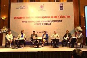 Dịch COVID-19: Ảnh hưởng và triển vọng phục hồi kinh tế của Việt Nam