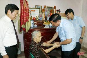 Hà Tĩnh đảm bảo không còn gia đình chính sách thuộc diện nghèo