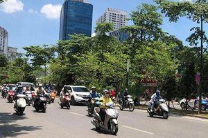 Chỉ số tia tử ngoại tại Hà Nội đạt mức nguy hiểm