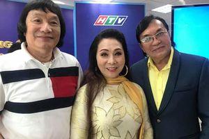 3 NSND Minh Vương, Bạch Tuyết, Thanh Tuấn tham gia 'Chuông vàng vọng cổ' năm 2020