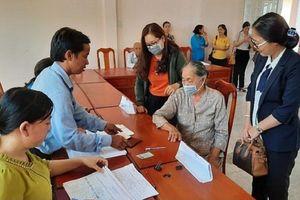 Chi trả, hỗ trợ ảnh hưởng dịch Covid-19 ở Quảng Ngãi: Nhiều khó khăn cần tháo gỡ