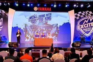 Yamaha Motor Việt Nam khởi động chiến dịch 'Riding with the king'