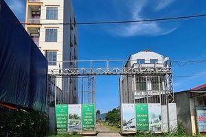 Một số dự án bất động sản rao bán khi chưa đủ yếu tố pháp lý
