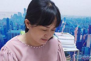Cô giáo lan tỏa hình ảnh đẹp, Bí thư huyện xúc động gửi tâm thư