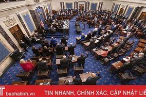 Thượng viện Mỹ thông qua dự luật quốc phòng trị giá 740 tỷ USD