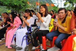 Phụ nữ khuyết tật chịu nhiều tác động của nghèo đói và rào cản về giới