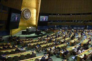 Chủ tịch khóa 75 Đại hội đồng LHQ thảo luận với Nga về kế hoạch hành động tiếp theo