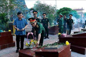 Bộ Tư lệnh Thủ đô Hà Nội thực hiện các hoạt động tri ân tại xã Đồng Tâm